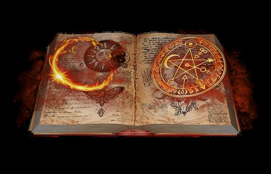 Libros de magia