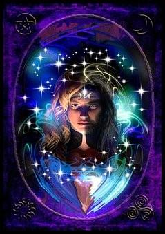 Magia blanca Hechizo para tener poderes psíquicos