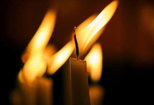 Ritual con velas