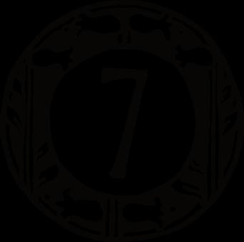 La magia del número 7