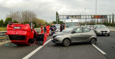 Un hechizo para causar un accidente en automóvil