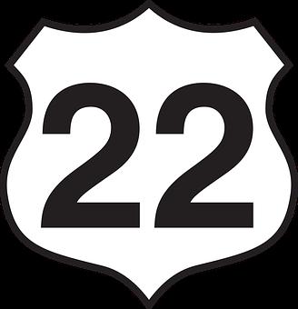 número maestro 22
